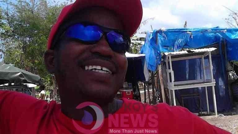 MAN CHOPPED TO DEATH IN OCHO RIOS