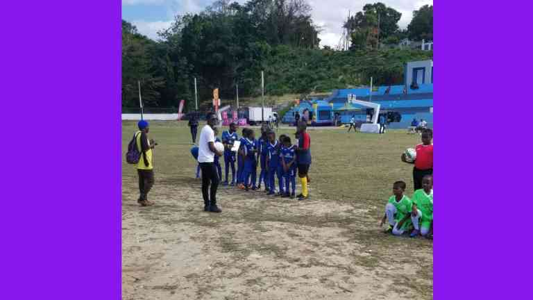 Orchard Cup 2019 - Junior Match: Bethel Primary & Hanover Prep