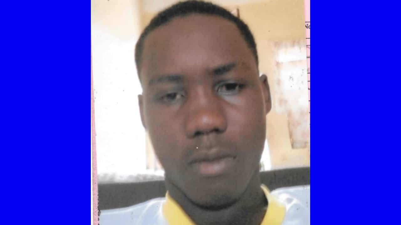 Missing Teen Oshane Christie