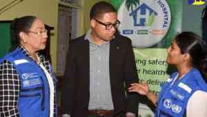 Five Health Centres to be Transformed into Smart Facilities Under Paho Project