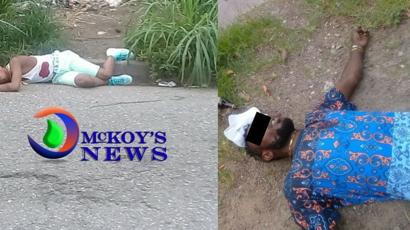 Policeman killed Two Gunmen