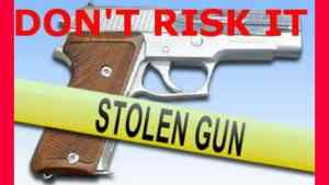 Policeman Gun Stolen, Later Recovered in Spanish Town