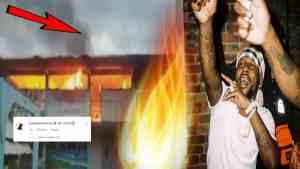 Popcaan Reacts To High Sch Fire   Rygin King Review   Mackerel