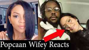 Popcaan's Wifey Reacts To Alleged Woman On The Side