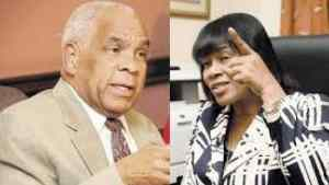 Former PM Simpson-Miller and Omar Davies Resign