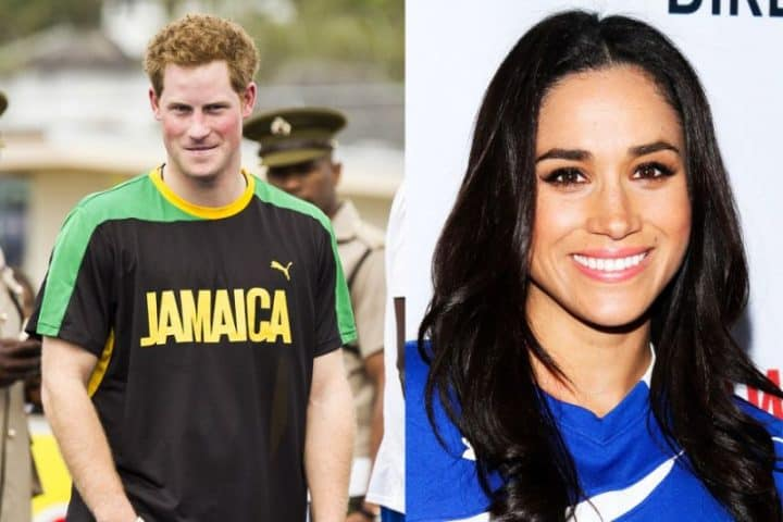 Meghan Markle's future sister-in-law arrested, Prince Harry and Meghan Markle in Jamaica 2017