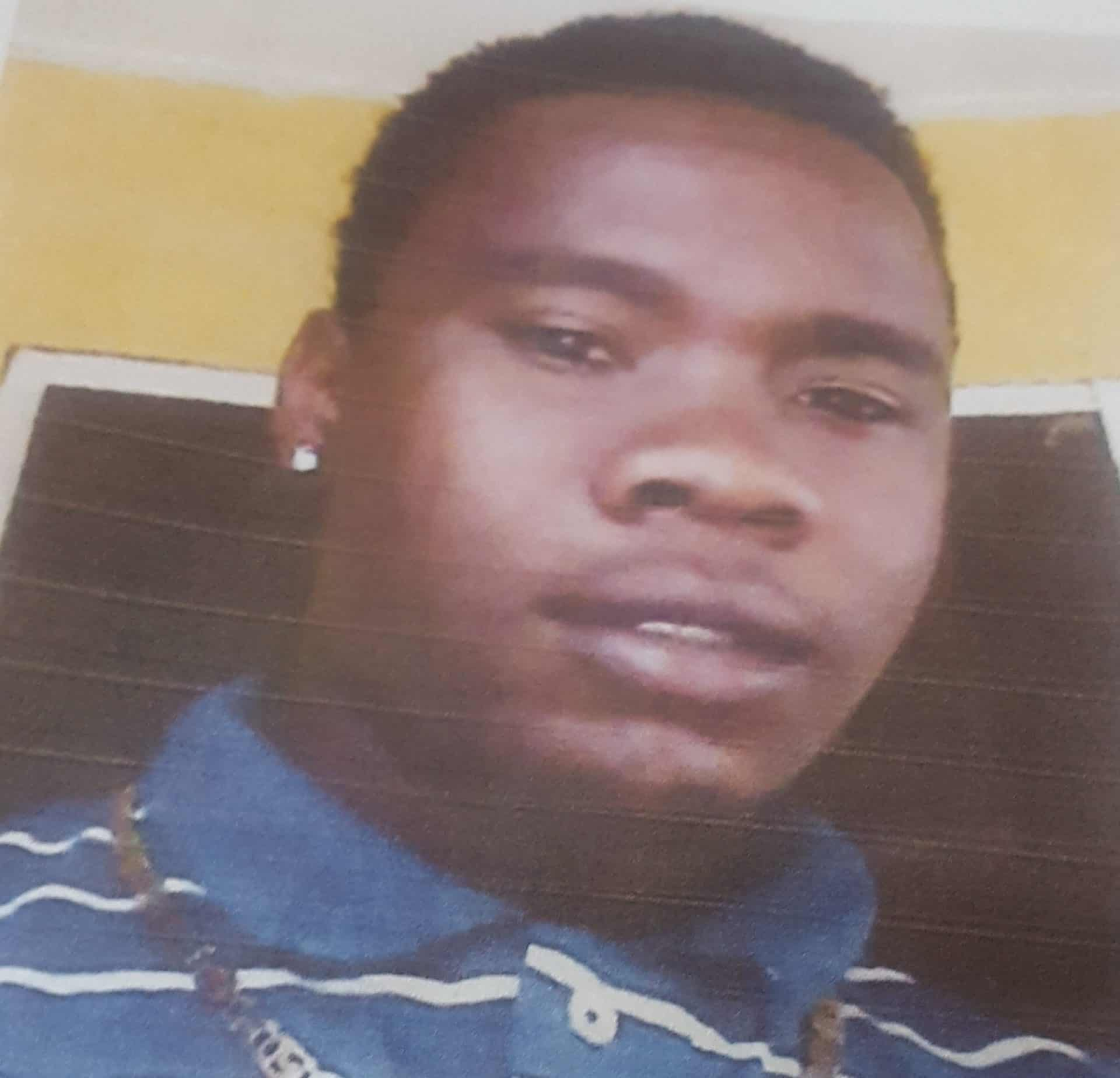 Rajay Betty, 22, from Duhaney Park Missing