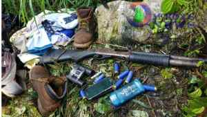 Joint Military Seized More Firearm and Ammunition as Search Continues for Ratty Gang