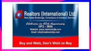 Realtors (Intl) Ltd