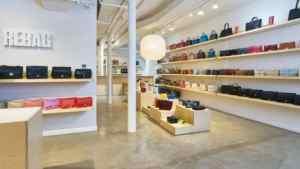 Charles Gorra- Rebagg Loses A 'G' To Rebrand Luxury Handbag Marketplace