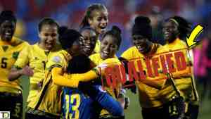 Video: Reggae Girlz Qualify for FIFA Women's World Cup