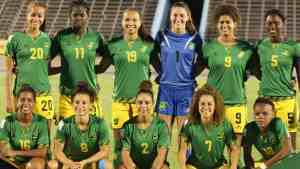 Reggae Girlz to Get Keys to City