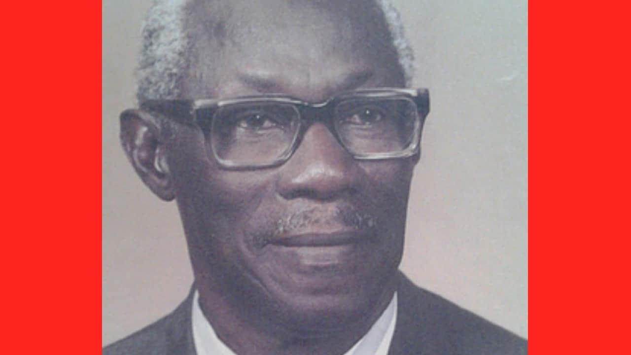 BAPTIST MINISTER LUTHER GIBBS DIES