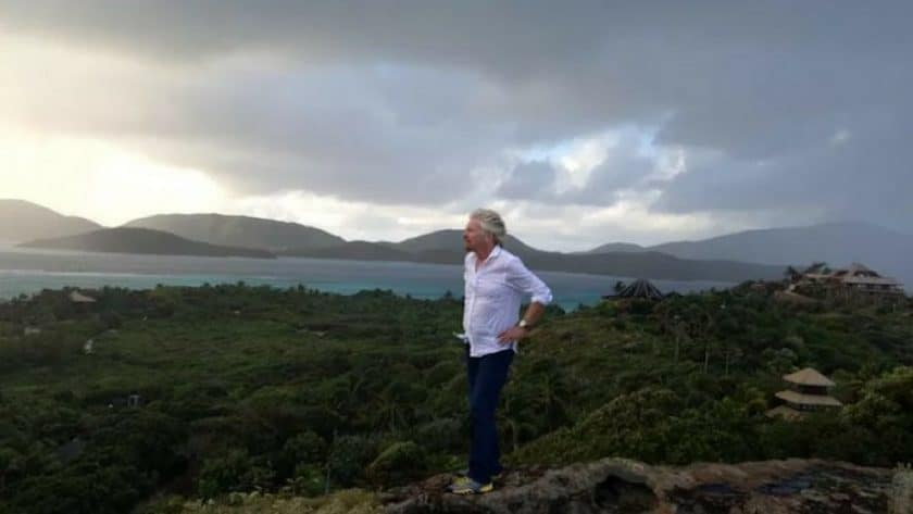 Necker Island Safe following Hurricane Irma