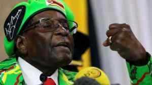 President Robert Mugabe- American Charged With Subversion In Zimbabwe Goes To Court