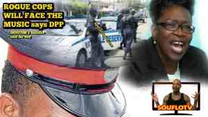 Rogue cop story DDP says charge them