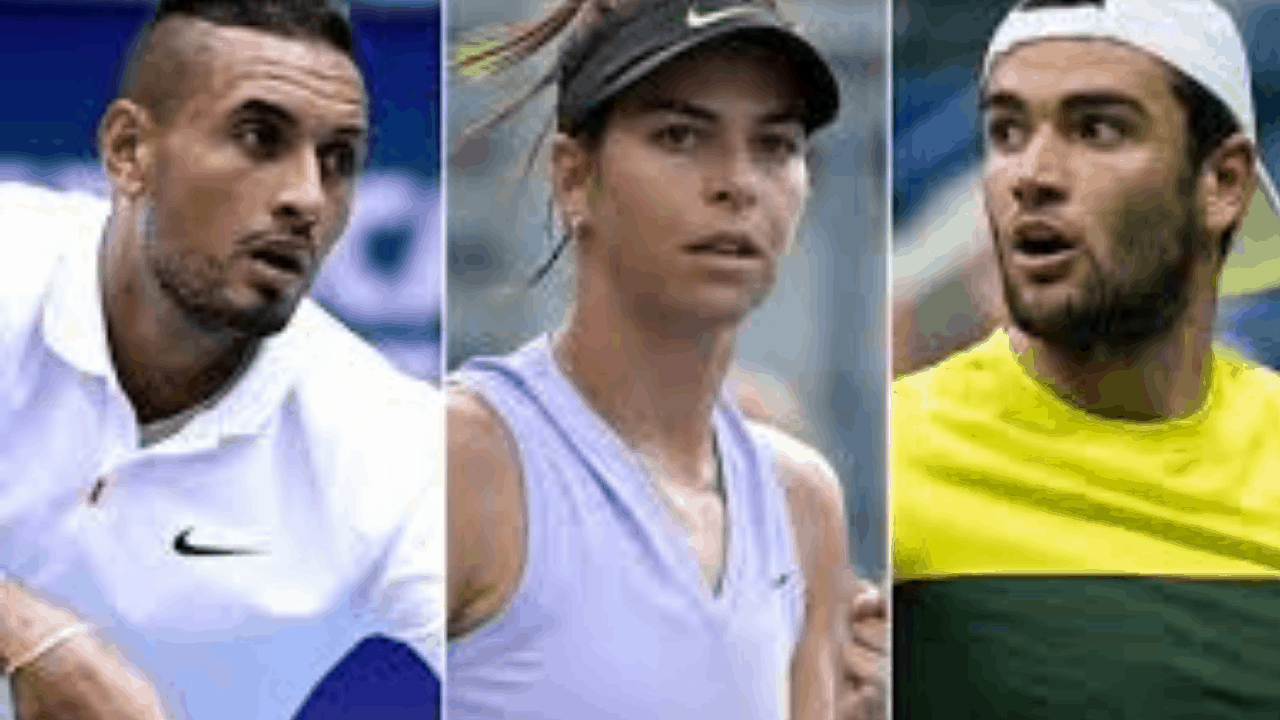 Rumors of tennis love triangle emerging at the US Open