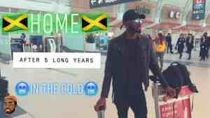 SURPRISED MY MOTHER & FAMILY IN JAMAICA AFTER 5 LONG YEARS