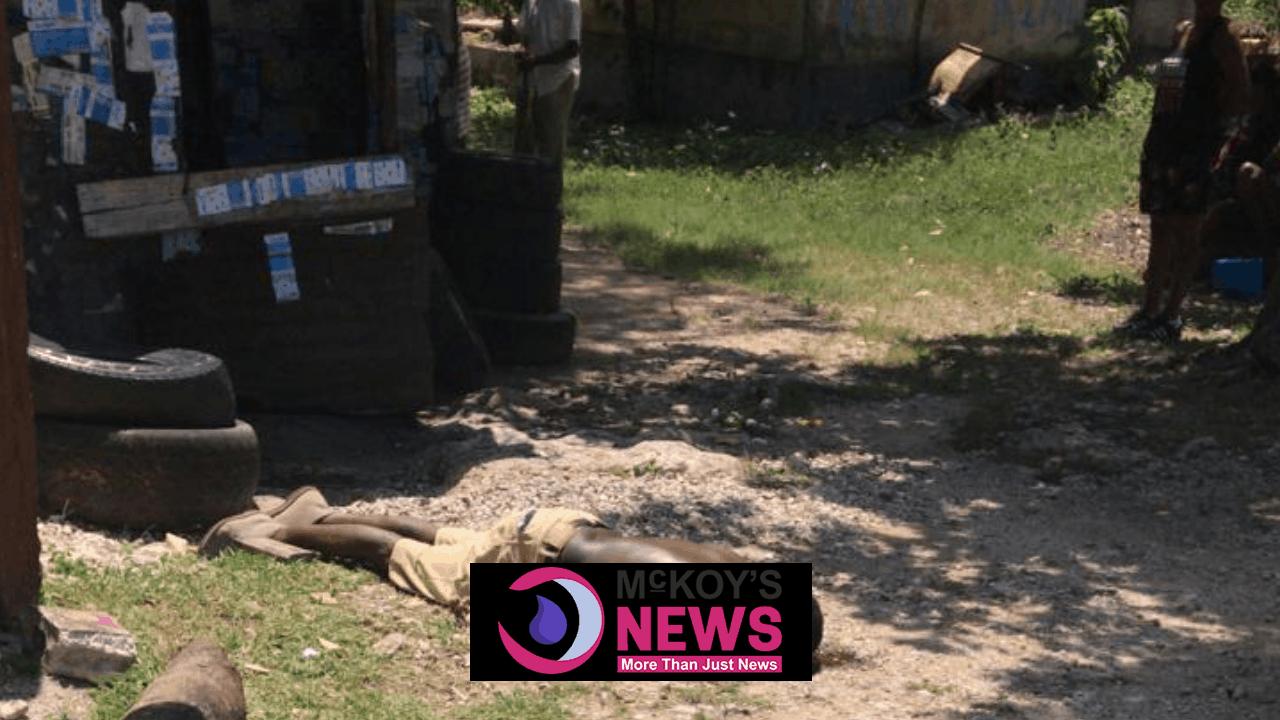 Man Murdered in Salt Spring