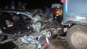 Another Vicious Salt Marsh Trelawny Crash Takes the Lives of Two