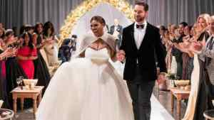 Serena Williams And Alexis Ohanian Tie The knot In Gorgeous New Orleans Ceremony