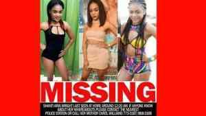Shantel Wright Missing