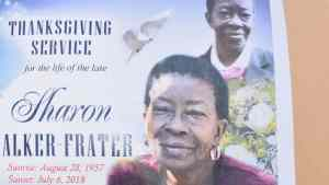 Sports Personnel Sharon Walker-Frater Laid to Rest