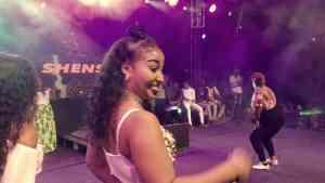 Shenseea Live Ile Maurice Empire Women