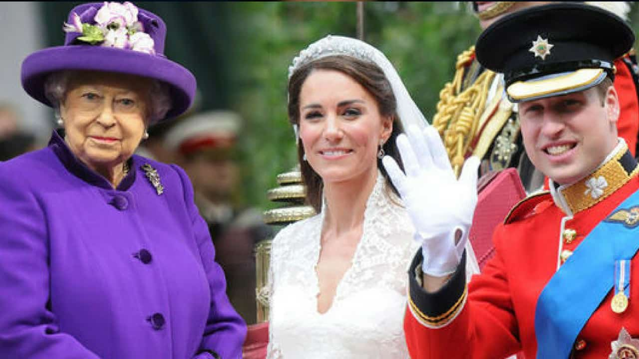 Source Claims the Queen Plans to Crown William & Kate King & Queen