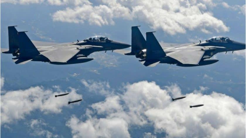 South Korea Developing Graphite 'Blackout Bombs'