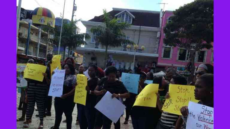Women of Central St. James Speak out against Opposition's Flawed POLITICAL Decision