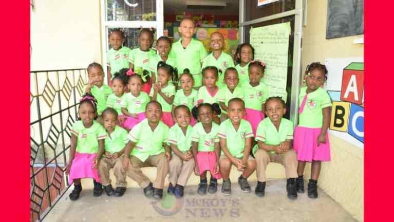 Starlight Preschool Jamaica Day