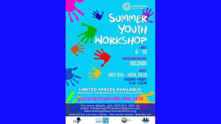 Annual Summer Youth Workshop