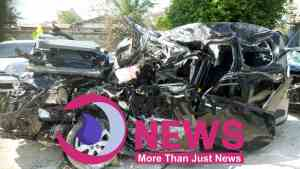 2 Confirmed Dead, 9 Injured, in Dyke Road Accident in St Catherine