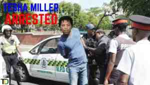 Tesha Miller Arrested
