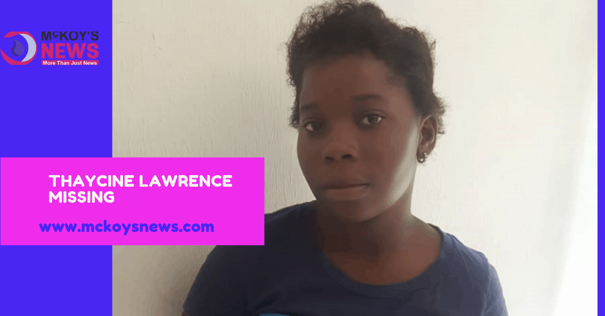 Thaycine Lawrence Missing