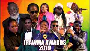 The IRAWMA 2019: Red Carpet Arrivals, Award Winners, Acceptance Speeches & Performances
