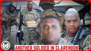 Third JDF Soldier in SEVEN months