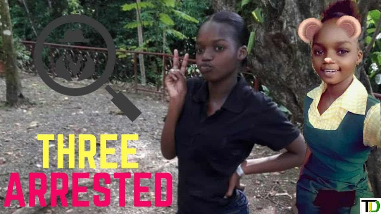 THREE SUSPECT TAKEN INTO CUSTODY IN CONNECTION WITH MURDER OF MAN ACCUSED OF MURDERING 14 YEAR RAVEN WILSON