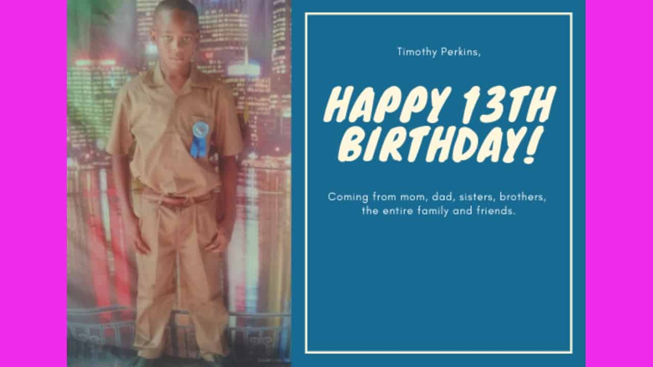 Mckoy's News Birthday Greetings