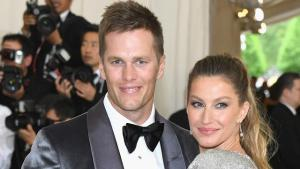 Tom Brady Says Wife Gisele Bundchen and Their Kids Are 'Getting the Short End of the Stick in My Life'