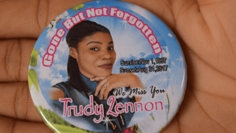 Trudy Ann Lennon Funeral