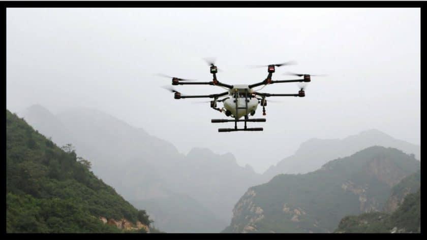 UN Wants Drones Registered