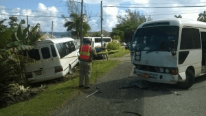 POPULAR ST JAMES BUSINESS WOMAN DIES IN CAR ACCIDENT