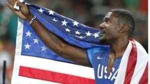 Gatlin Dreaming of 'Historic' Final Bolt Duel