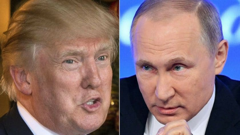 CIA Knew that Putin Sought to Boost Trump