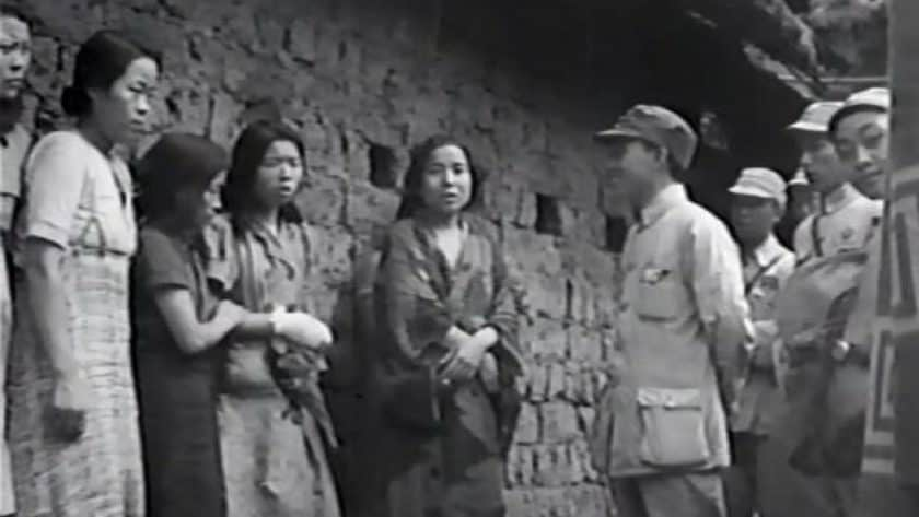 'Comfort Women': Researchers Claim First Known Film