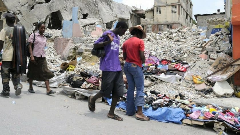 At Least 75,000 Could Die If Earthquake Hits Vulnerable Haiti Great North