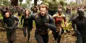 'Avengers: Infinity War' crosses $1 billion mark faster than any other movie