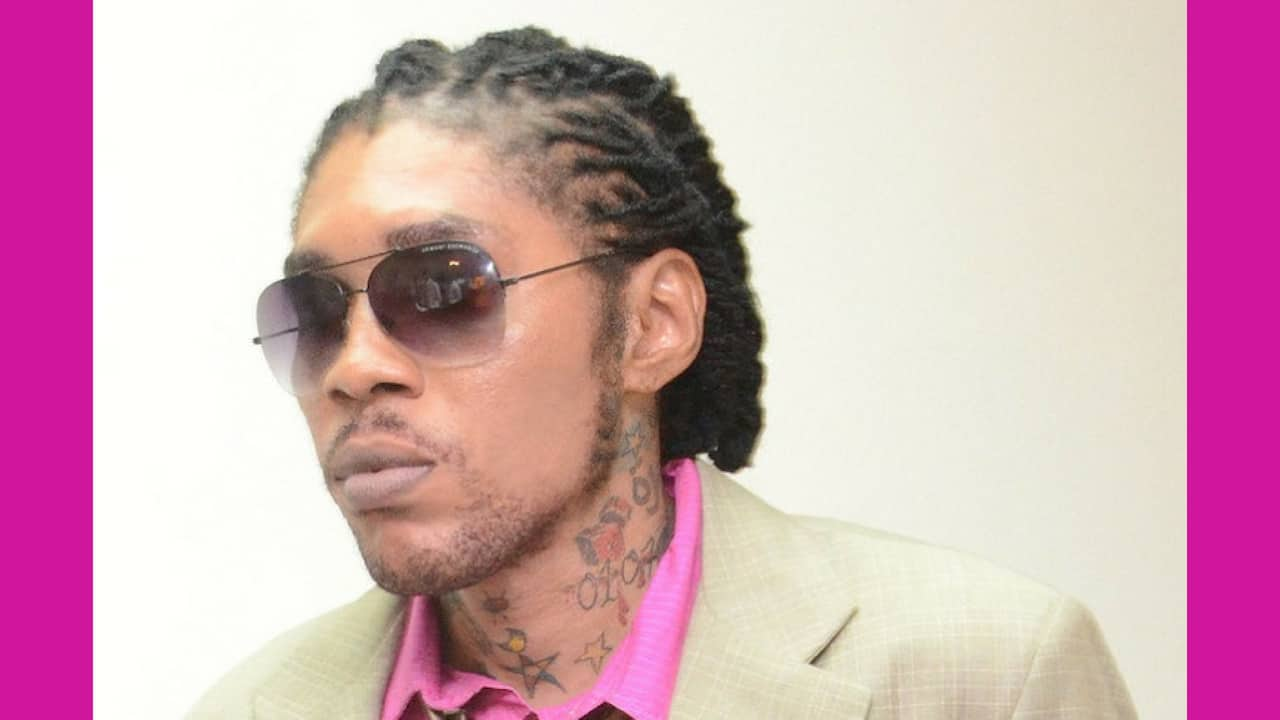 Mutabaruka FINALLY Crown VYBZ KARTEL King Of DanceHall